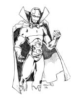 Mister Miracle by bohnded