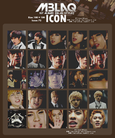 MBLAQ Cry ICON by Lee-Afnan