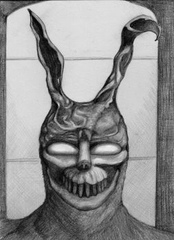 Frank the Bunny by liquidfire
