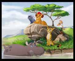 The Lion Guard by TC-96