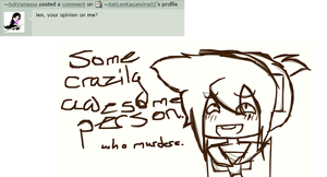 Question 223 by AskLenKagamine02