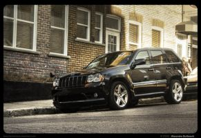 Jeep SRT8 by AlexandreGuilbeault
