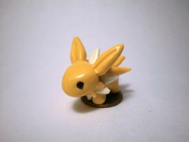 #135 Jolteon Pennymon by ninjazzy