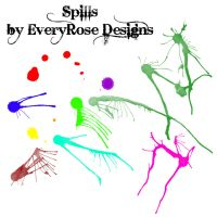 Spills by EveryRoseDesigns