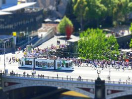 Miniature Melbourne by postaldude66