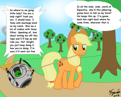 Rick's Equestrian Adventure by BlueLineProductions