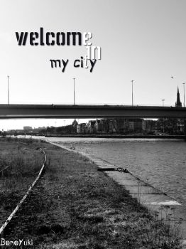 Welcome in my city 3 by DonoYuki