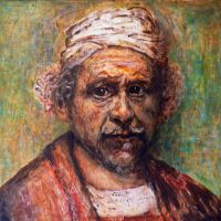 Rembrandt by rpw353
