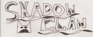 ShadowClan Font by Darkflameheart
