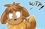 Evee WTF by ChaloDillo