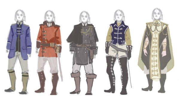 Outfit Designs by ianuae