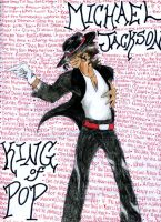 Michael Jackson: King of Pop by Hope-of-the-Untamed