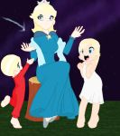 mommy's magic wip by art-is-my-bream