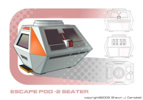 Escape Pod by scamble