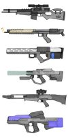 Special-Purpose Weapon Systems by OutFoxedTW