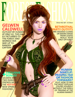 Forest Fashion Cover by TheOtherThoreandan