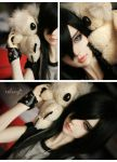 My Furry Friend and Me by dollstars