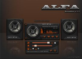 Acoustics ALFA v.1.1 by AngelAG3