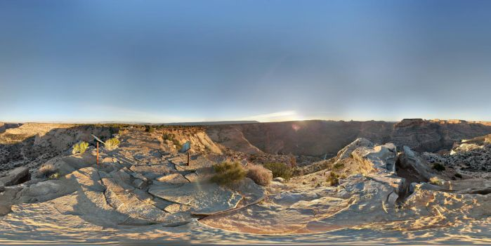 Little Grand Canyon, San Rafael Swell, Utah by PamplemousseCeil