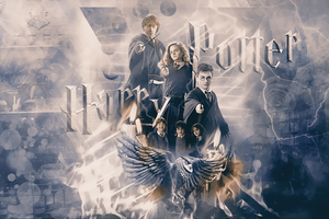 Harry Potter by Anaya21