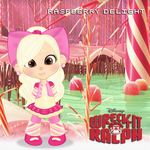 Sugar Rush OC - Raspberry Delight by chunk07x