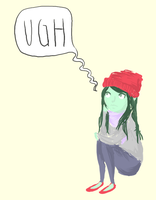 Ugh by atomickelsey
