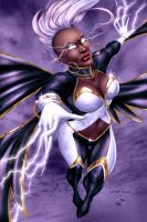 Carmen Torrres's Storm - Colors by StacyRaven