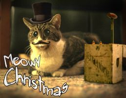 Meowy Christmas by hapstancefilms