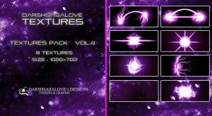 TEXTUREs Pack vol.4 by DARSHSASALOVE