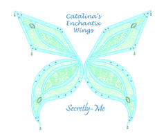 Catalina's Enchantix Wings by Secretly-Me