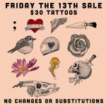Friday the 13th Flash Sheet by blindthistle