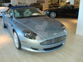 DB9 drop top by PhotographiCreed