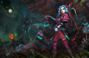 Witch Jinx by haryarti