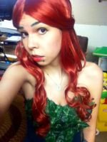 Poison Ivy Cosplay by gokissacactus