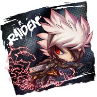 Ninja Raiden by Chejanea