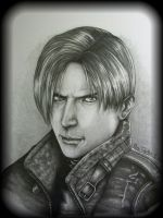 Leon. Scott. Kennedy..Ai by nekoninja3001