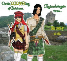 :-: 9 Day of Christmas 10 :-: by zoro4me3