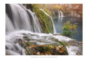 Plitvice Lakes 2012 - XVIII by DimensionSeven