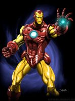 Ironman by Vanni01