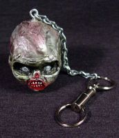 ROT TOT Baby Head Keychain by Undead-Art
