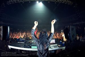 Skrillex - people by amy291000