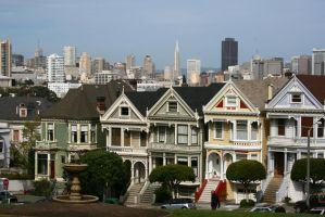 Painted Ladies by Dr-J-Zoidberg