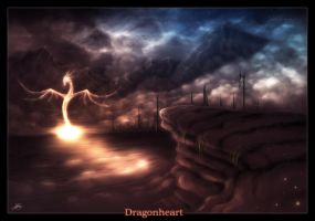 dragonheart by inthemeadows