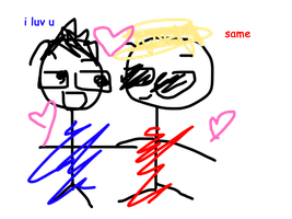 johnDave yaoiii XDD by dave-and-me-sexxxx