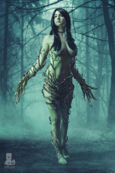 Lady of the Forest by Danica-Rockwood