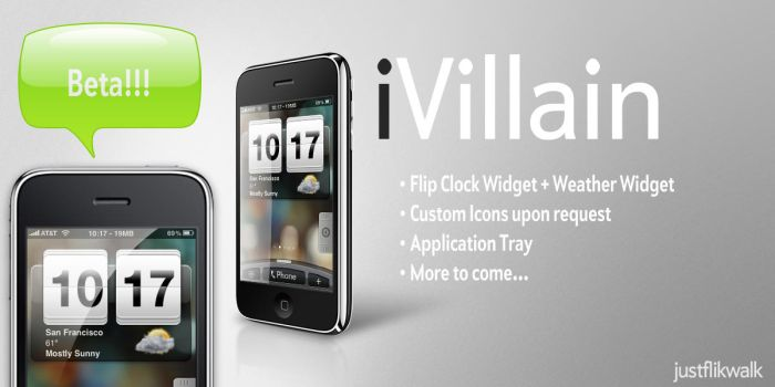 iVillain Beta by Justflikwalk