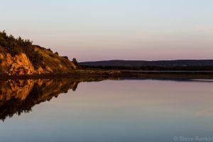 Mabou Harbour Mirror by steverankin