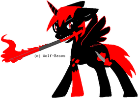 Assasin fighting pony form by QuestionTheDragon