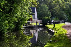 Brecon Canal Walk by CharmingPhotography