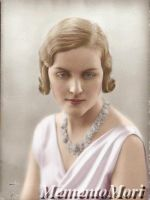 Diana  Mitford -Edited jul 31 by M3ment0M0ri